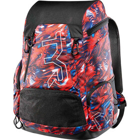 TYR Alliance 30l Rugzak, red/black
